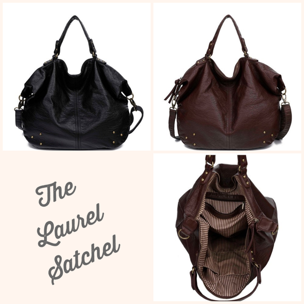 The Laurel Satchel