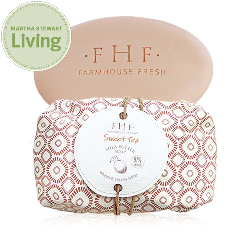 Farmhouse Fresh Shea Butter Bar Soap (5 scents)
