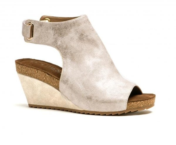 Corky's Wedge Sandal
