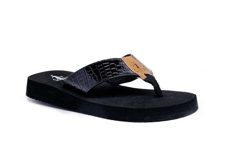 Corky's Beach Ball Flip Flop Sandal