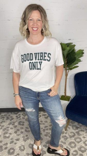 No Chill Judy Blue High Waist Jeans