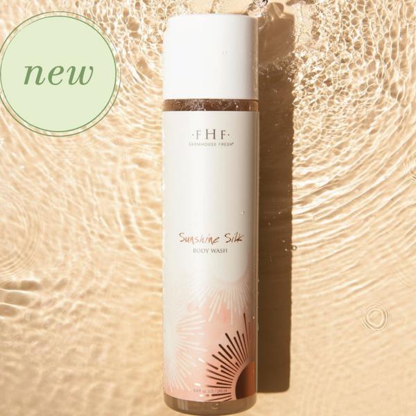 NEW!!! Sunshine Silk™ Body Wash