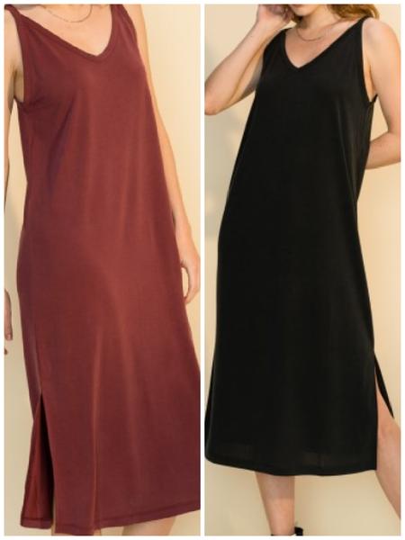 Classic Midi Dress