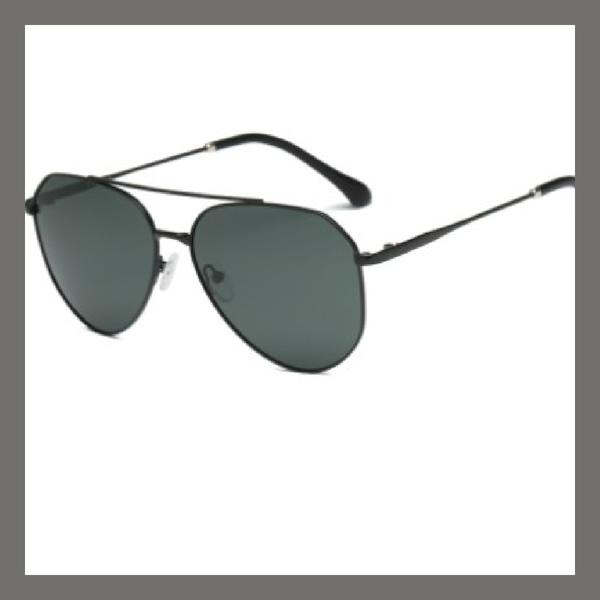 Classic Polarized Fashion Aviator Sunglasses + FREE CASE
