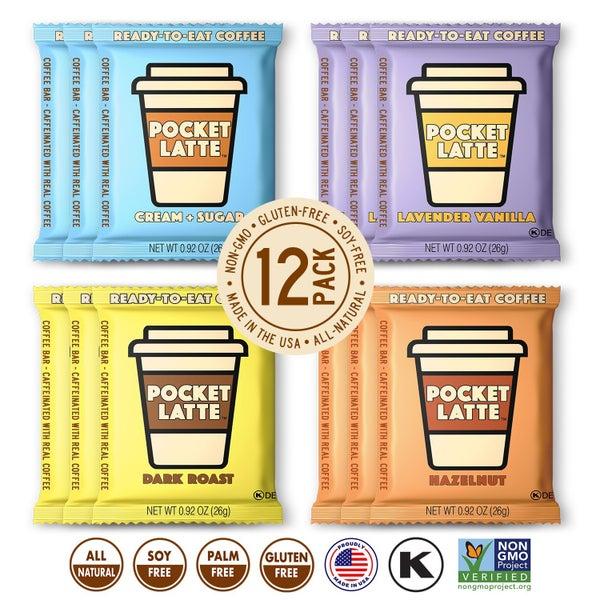 Pocket Latte 12-pack