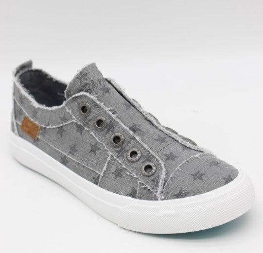 Blowfish Play Slip on Sneaker - Gray Galaxy