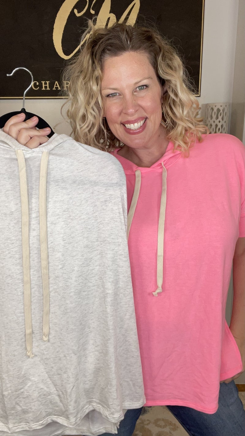 Tried and True Relaxed Dolman Hoodie