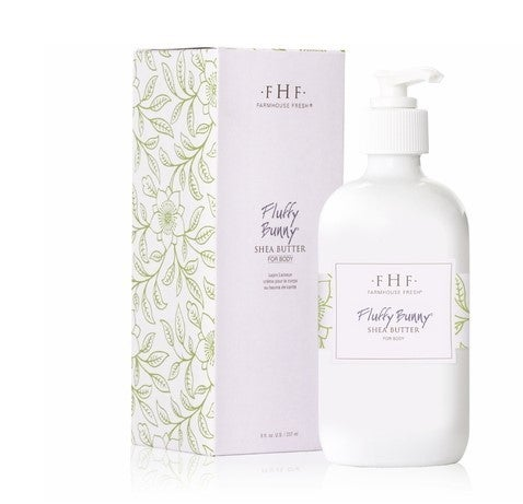 Fluffy Bunny Shea Butter Lotion (2 Sizes)