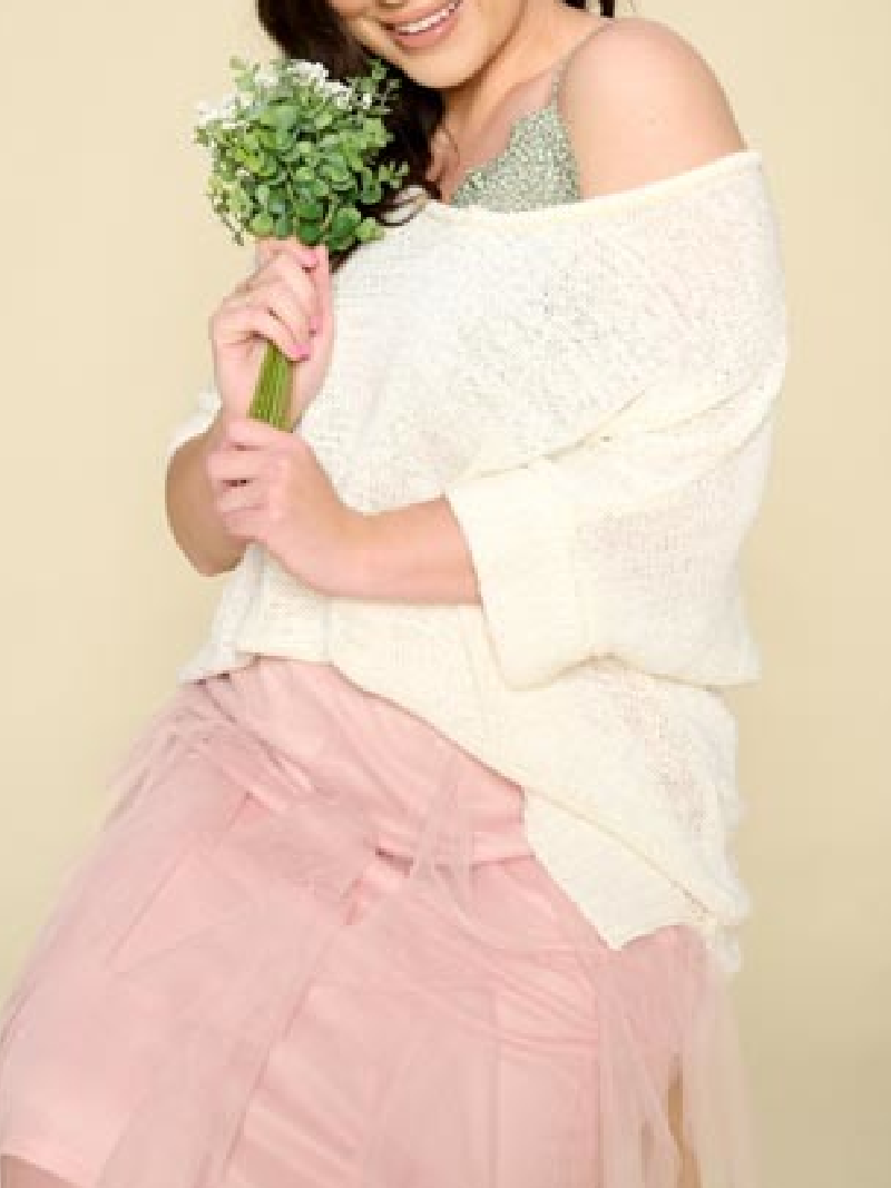 Summer Knit Sweater