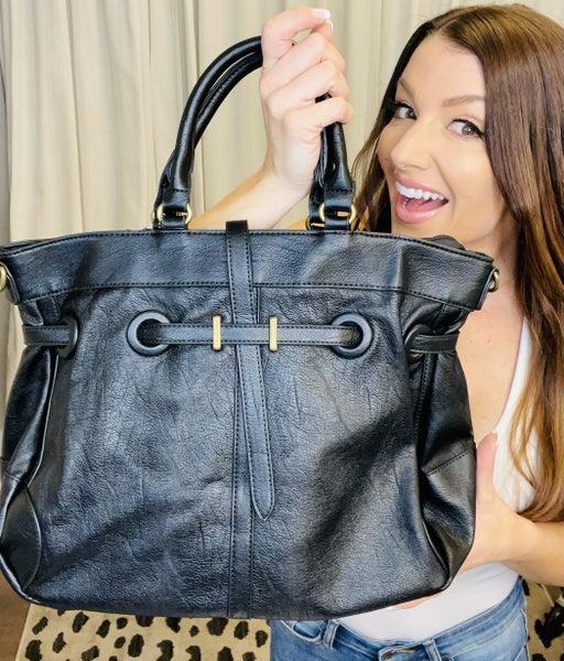 The Brandi Satchel Bag