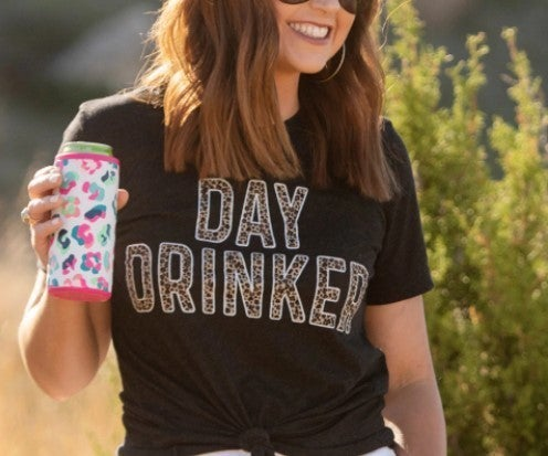 Day Drinker Tee