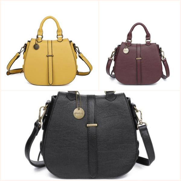 The Carlie Crossbody Bag