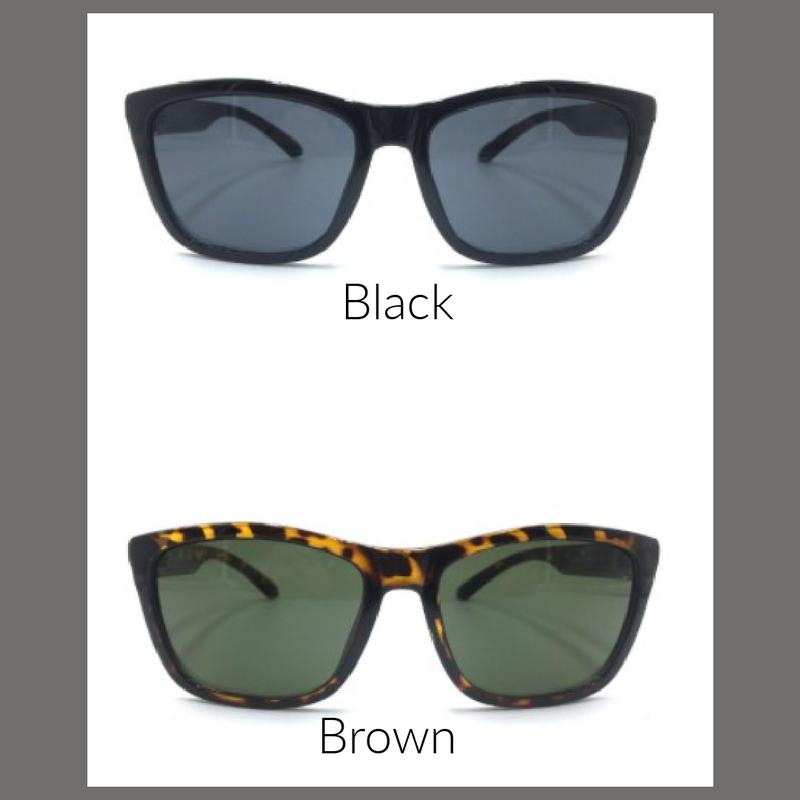Classic Rectangular Fashion Sunglasses
