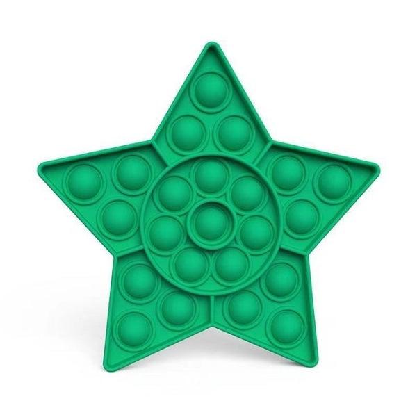 Bubble Pop Fidget Game Stars