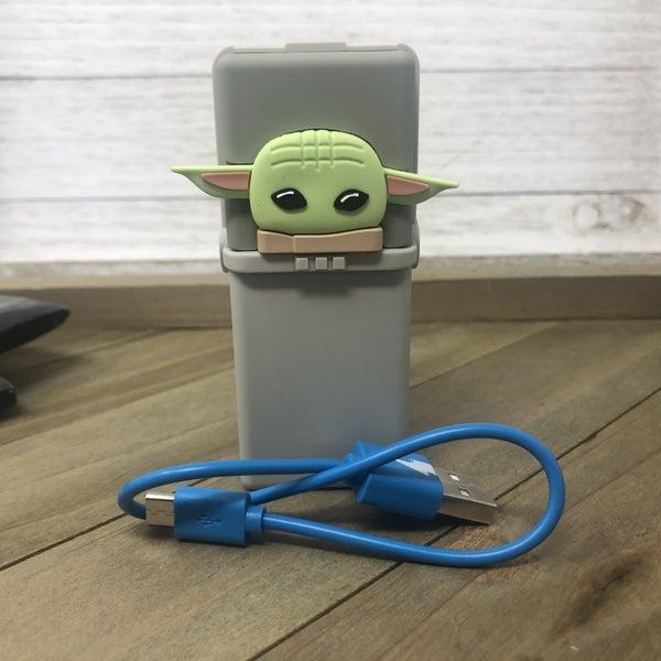 Baby Yoda PowerBank