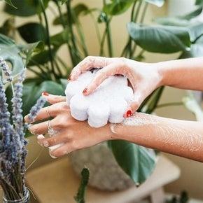 Spongelle Body Wash Infused Buffers - Wild Flower