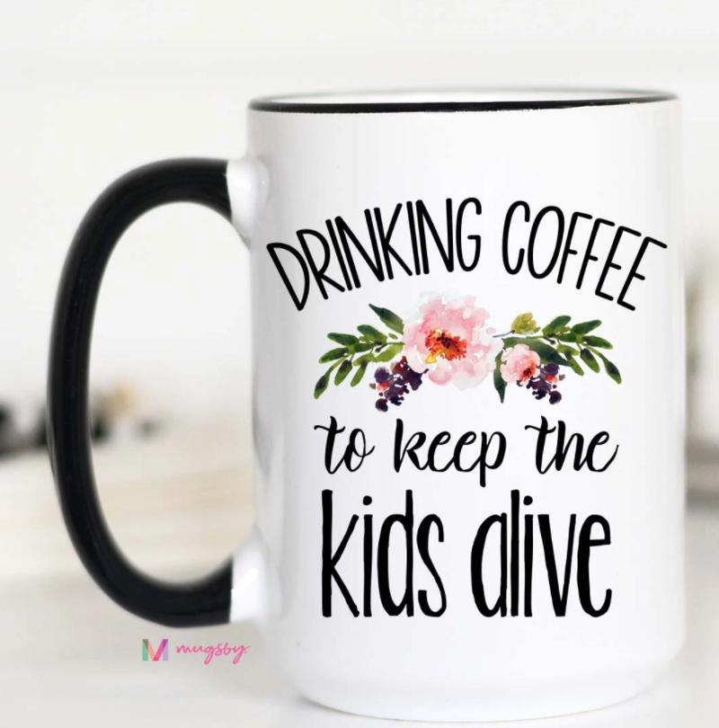 Keep the Kids Alive 15oz Mug