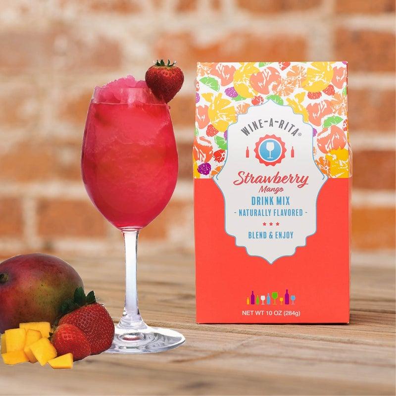 Strawberry Mango Frozen Drink Mix (2 sizes)