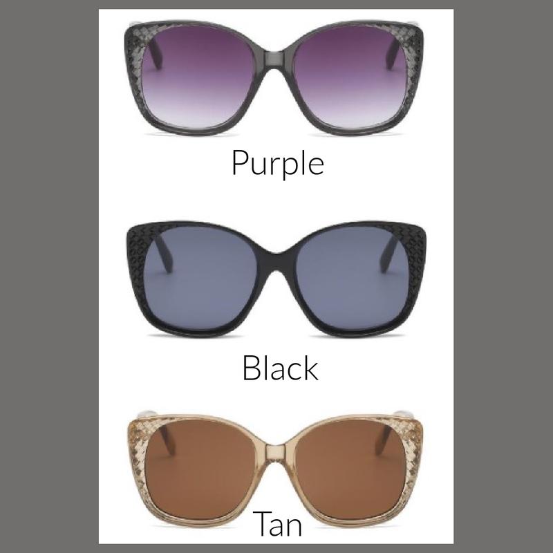 Women Cat Eye Fashion Sunglasses
