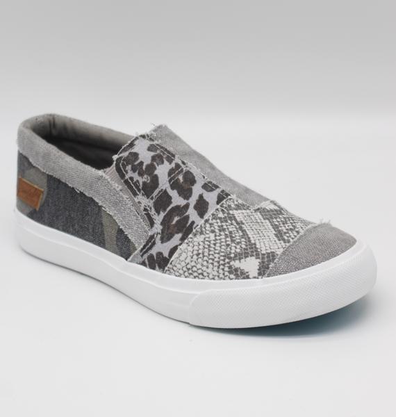 RESTOCK / Blowfish Maddox Slip On Sneaker - Mixed Pattern