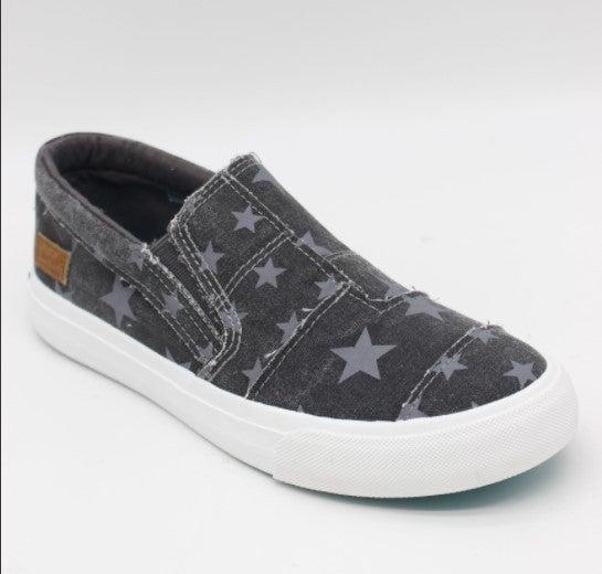 Blowfish Maddox Slip on Sneaker - Charcoal Galaxy