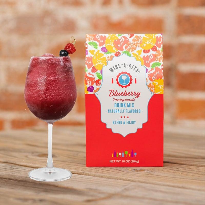 Blueberry Pomegranate Frozen Drink Mix (2 sizes)