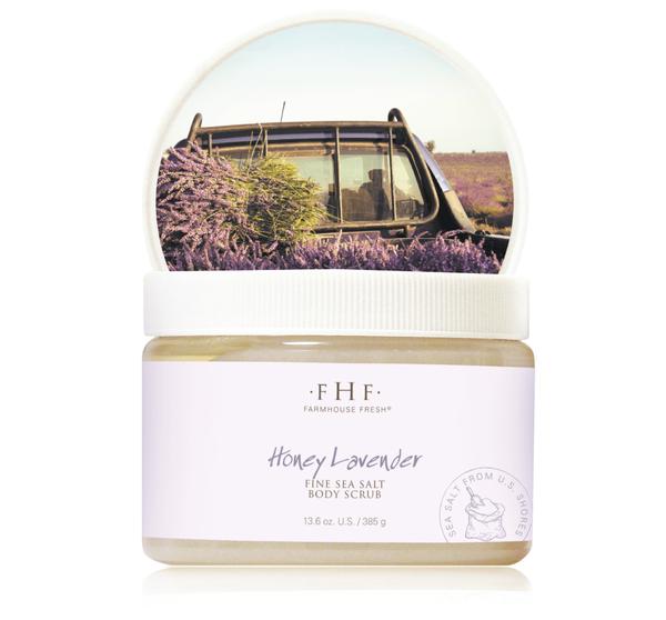 Honey Lavender Fine Body Scrub