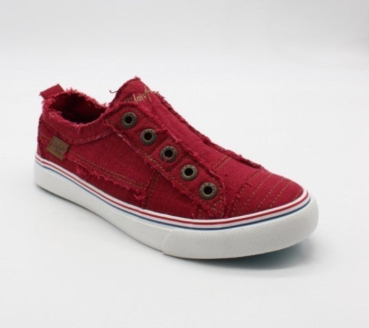 Blowfish Play Slip on Sneaker - Jester Red