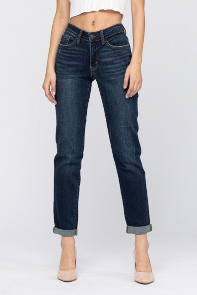 Timeless Charm Judy Blue Slim Fit Jeans