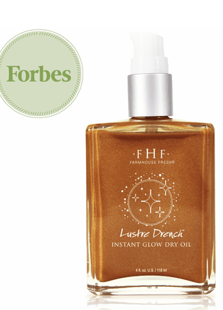 Lustre Drench Instant Glow Dry Oil