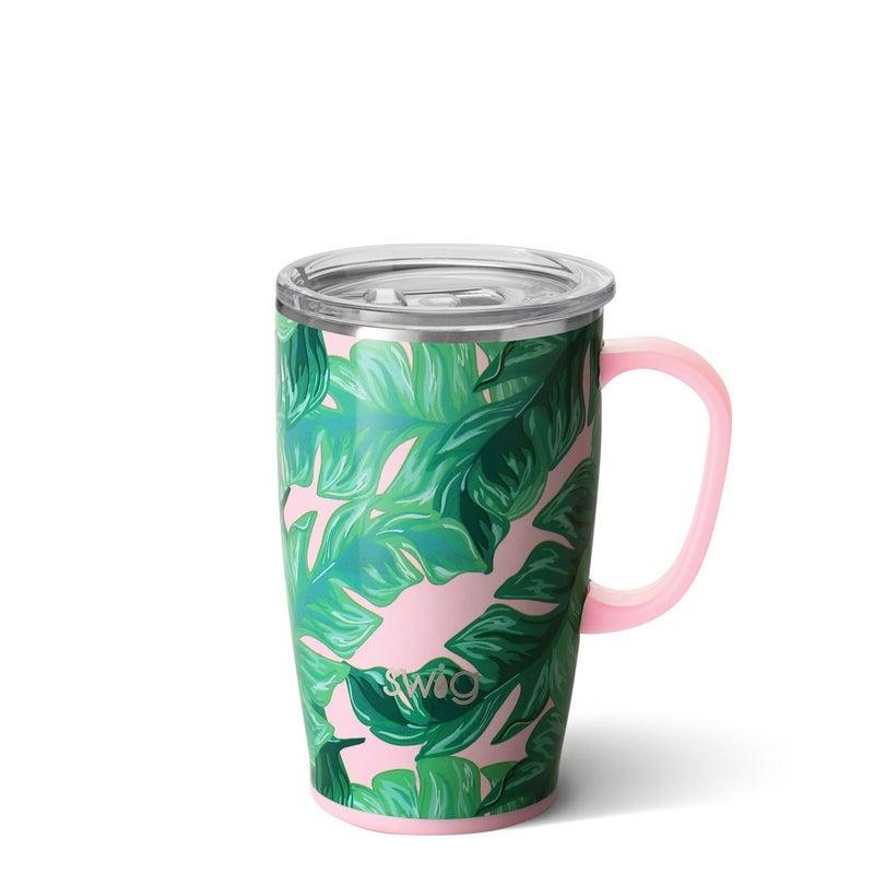 Palm Springs Swig  - 18oz Mug or 32oz Tumbler