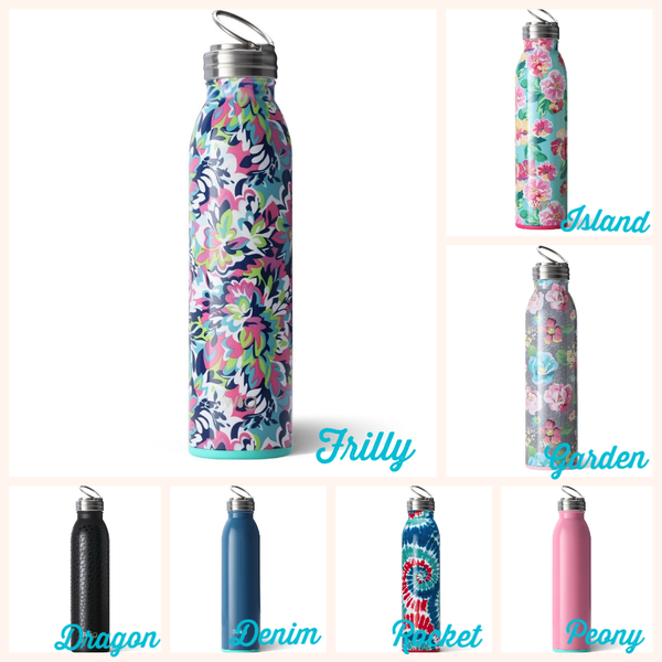 Swig Insulated Stainless Steel Bottles 20 oz.