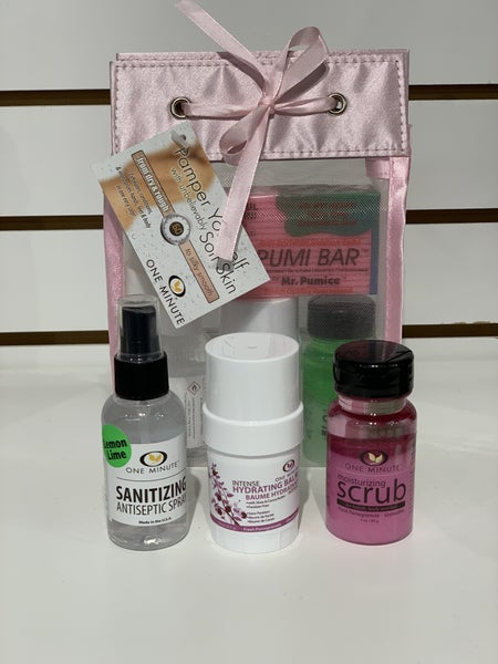 Pink Bag Gift Set