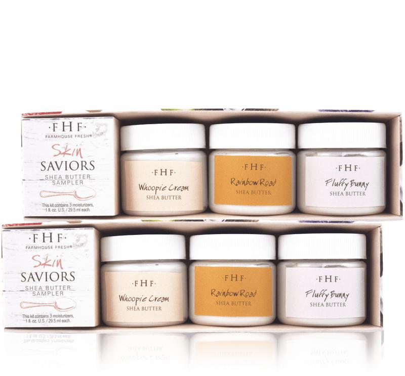 Skin Saviors Shea Butter Sampler