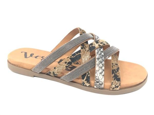 Giselle Slip on Sandals