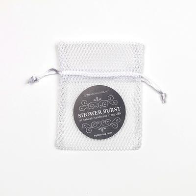White Shower Burst Sachet (3 Pack)
