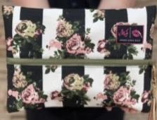 Makeup Junkie Secret Garden Makeup Up Bag