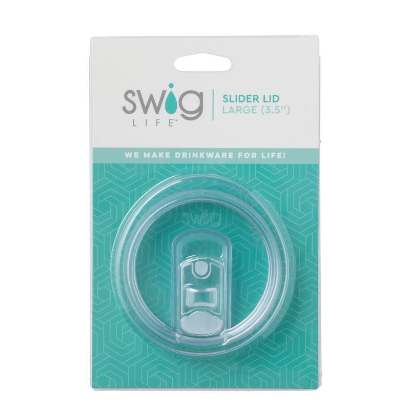 Swig Clear Slider Lids