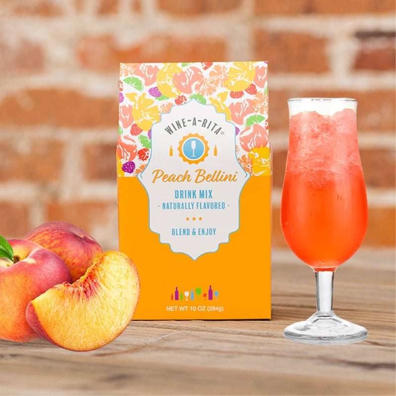 Peach Bellini Frozen Drink Mix (2 sizes)