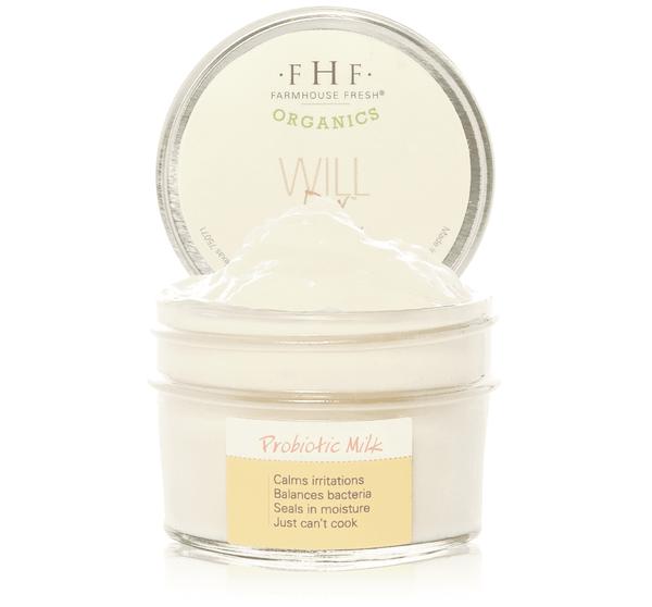 Will Dew® Organic Probiotic Milk Balancing Mask