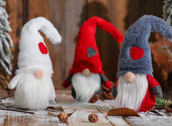 Lovable Gnomes - 3 Colors