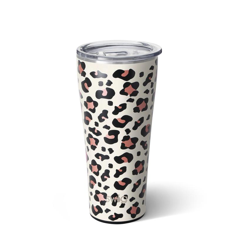 Luxy Leopard Swig