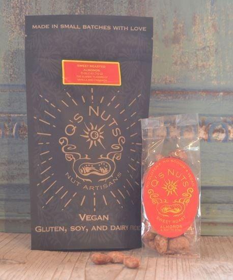 Sweet Roast Flavored Nuts