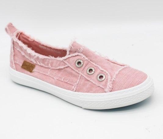 Blowfish Aussie Slip on Sneakers - Dusty Pink