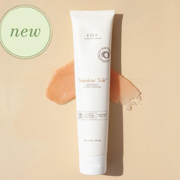NEW!!! Sunshine Silk™ Whipped Body Polish