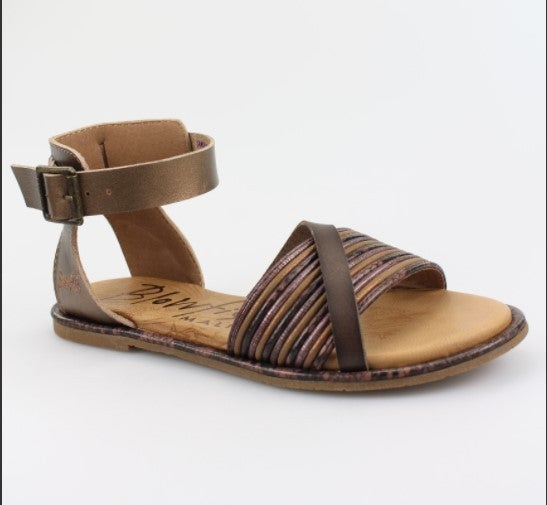 Blowfish Rosey Sandals - Tabacco