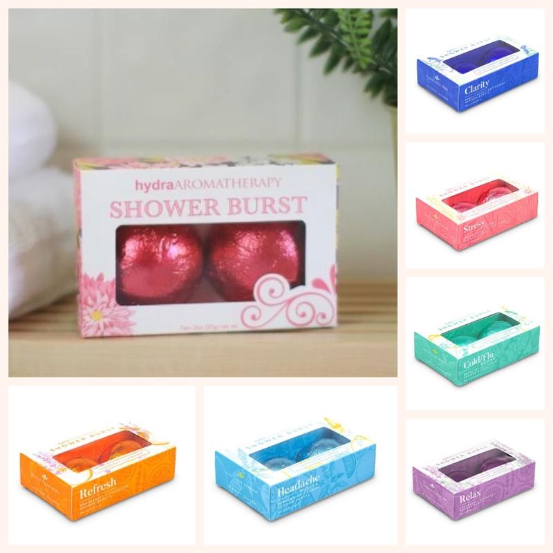 Bountiful Shower Burst Duo Packs