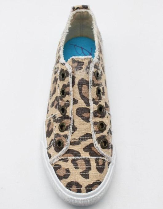 Blowfish Play Slip on Sneaker - Jumbo Kitty