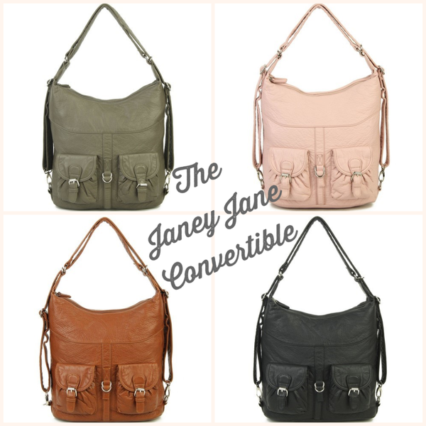 The Janey Jane Convertible
