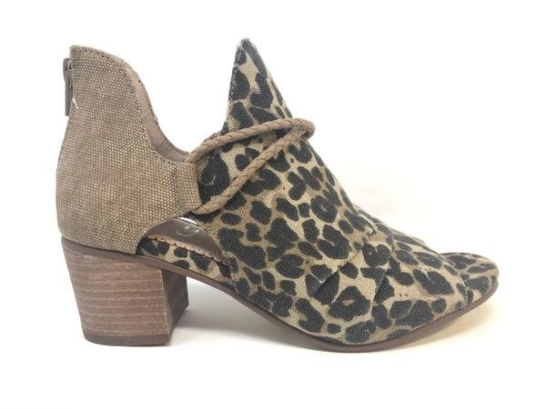 Sillian Leopard Bootie